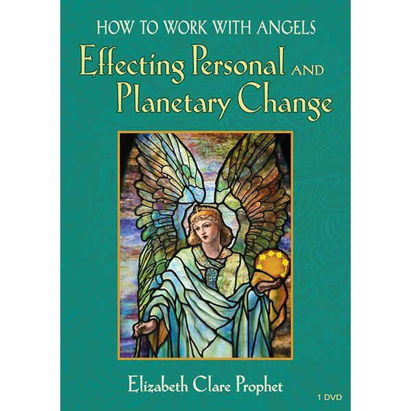 How to Work with Angels: Effecting Personal, Planetary Change - DVD