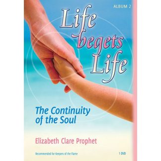 Life Begets Life,Album2, Continuity of the Soul - 1 DVD