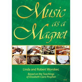 Music as a Magnet - 1 DVD