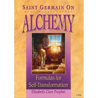 Saint Germain on Alchemy - 2 DVDs