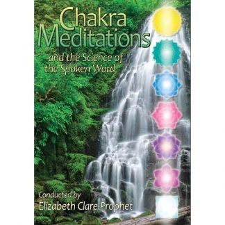 Chakra Meditations - 1 MP3 CD