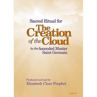 Sacred Ritual for the Creation of the Cloud (for KOFs) - 1 CD