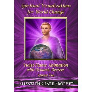 Spiritual Visualizations Violet Flame Vol 2