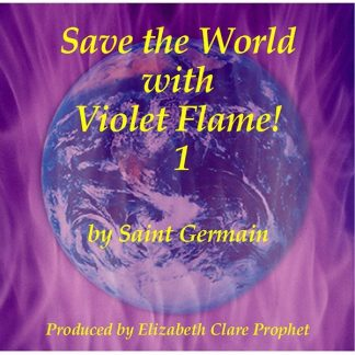 Save the World with Violet Flame #1
