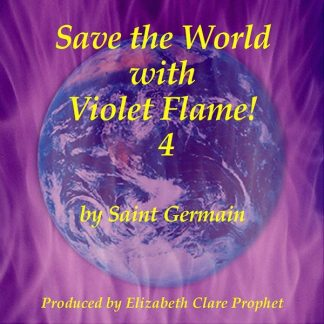 Save the World with Violet Flame #4