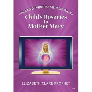 Child's Rosaries/Mother Mary - Visualizations - 1 DVD