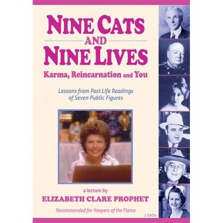 Nine Cats and Nine Lives