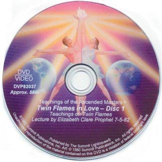 Twin Flames in Love - DVD