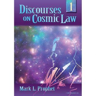 Discourses on Cosmic Law #1 - 1 MP3 CD
