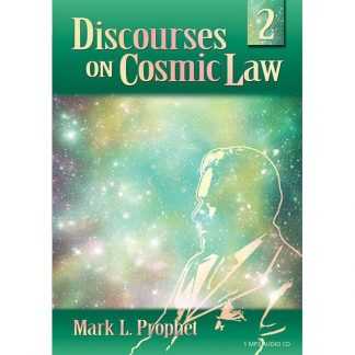 Discourses on Cosmic Law #2: 1 MP3 CD