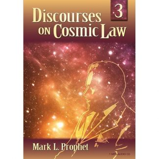 Discourses on Cosmic Law #3 - 1 MP3 CD