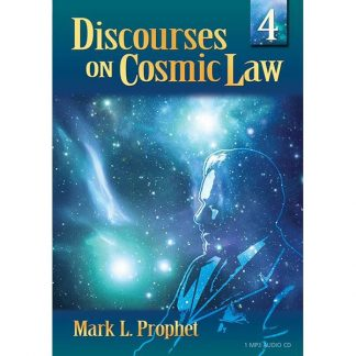 Discourses on Cosmic Law #4 - 1 MP3 CD