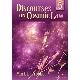 Discourses on Cosmic Law #5 - 1 MP3 CD