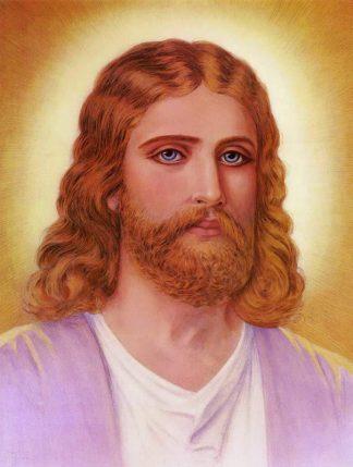 "Jesus by Sindelar Poster (12""x16"")"